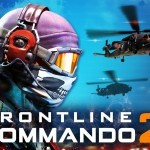 FRONTLINE COMMANDO 2 MOD APK 3.0.3