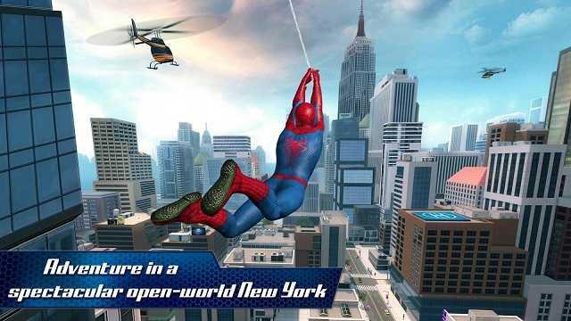 Amazing Spider-Man 2 APK MOD 1.2.8d 4