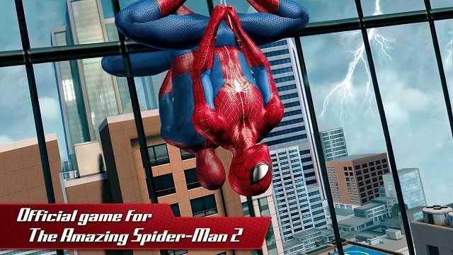 Amazing Spider-Man 2 APK MOD 1.2.8d 2