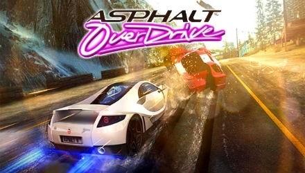 Hack Asphalt: OverDrive v1.0.0k Android