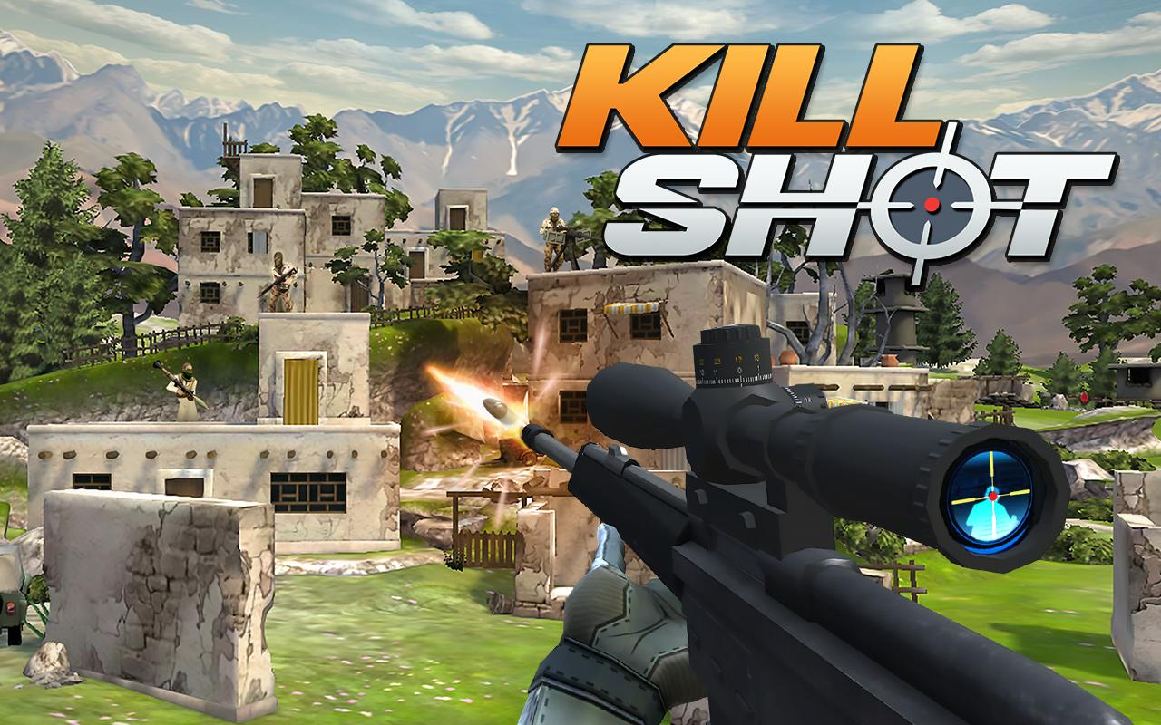دانلود Kill Shot – بازی سرباز تک تیر انداز اندروید
