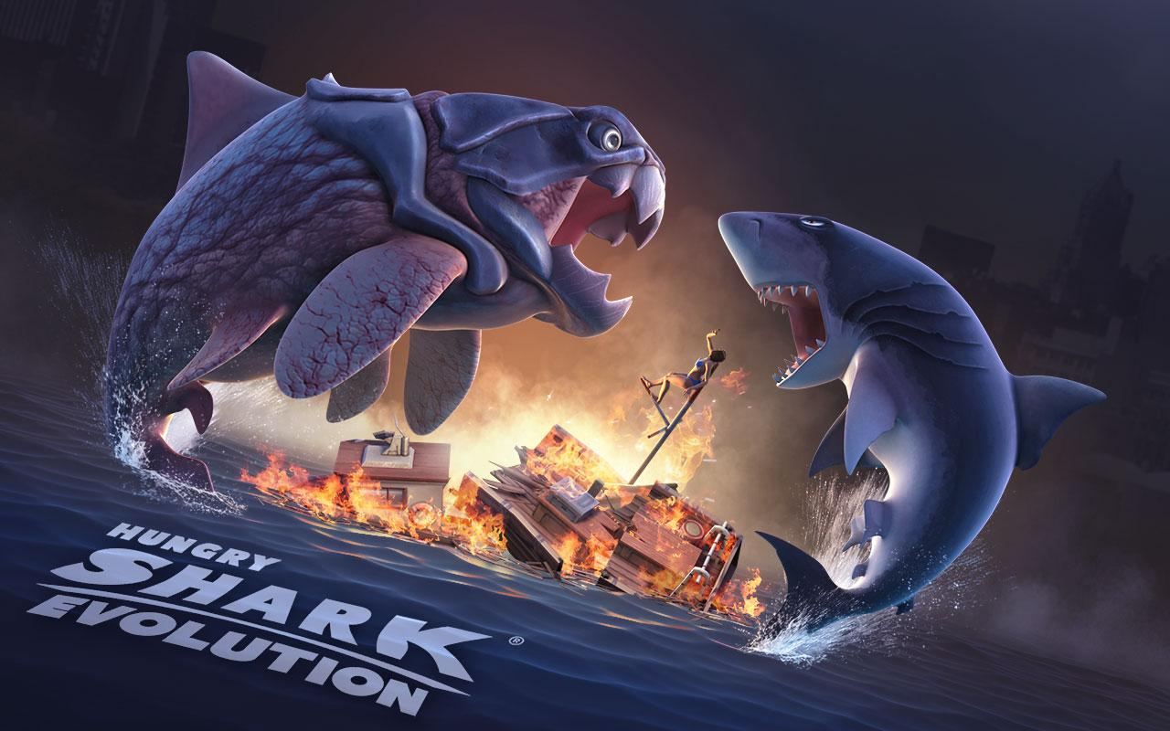 Hungry shark evolution 2 8 0 mod apk unlimited money andropalace