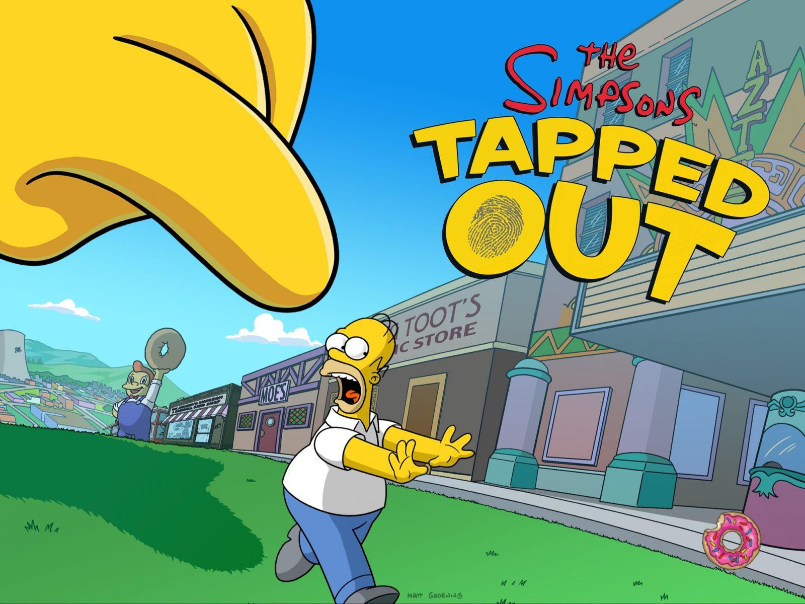 simpsons tapped out mod apk 4.37