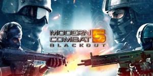 Modern Combat 5 Blackout MOD APK 1.5.1d