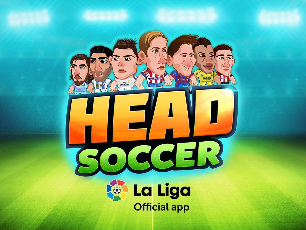 Head Soccer La Liga 1.2 MOD APK - IruleSHtar | Clear OS