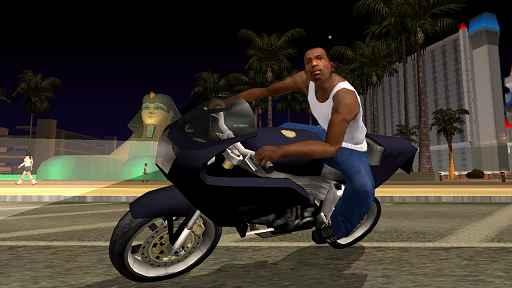 GTA San Andreas APK MOD 2 00 Unlimited Money - AndroPalace