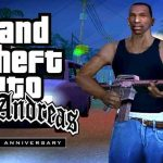 San Andreas APK MOD Android 1.08 (With Cheats)