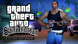 GTA San Andreas 1.08 Mod Apk With Cheats