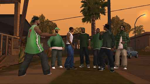 GTA San Andreas APK MOD 2 00 Unlimited Money - AndroPalace