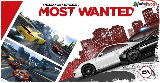 Need for Speed Most Wanted 1.3.128 APK MOD screenshot 1