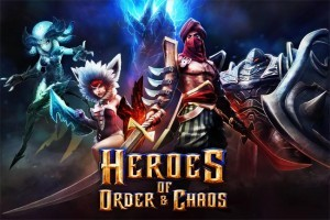 Heroes of Order & Chaos MOD APK 2.2.1e
