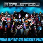 Real Steel MOD APK 1.28.8 (Heroes Unlocked)