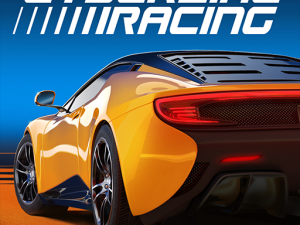 Cyberline Racing MOD APK+DATA Unlimited Money 1.0.9888 terbaru