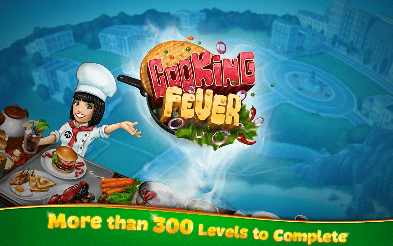 Cooking Fever 2 Game Download