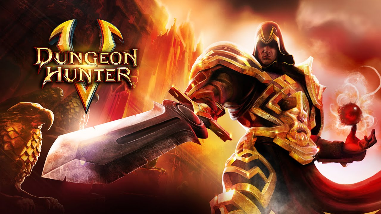Dungeon Hunter Android Top 10 MMO