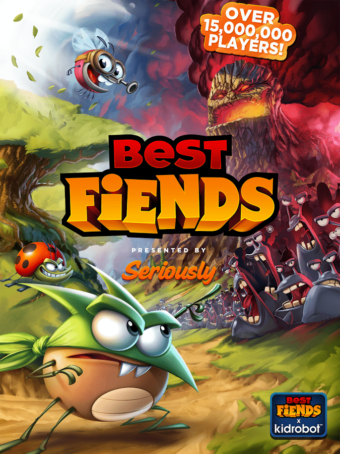<b>Best</b> <b>Fiends</b> - Free <b>Puzzle</b> Game 7.0.0 (arm-v7a) (Android 4.3 ...
