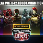 Real Steel World Robot Boxing MOD APK 31.31.873