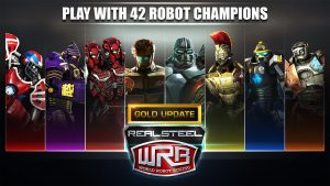 Download Real Steel World Robot Boxing MOD APK 29