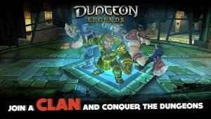 dungeon legends modded apk