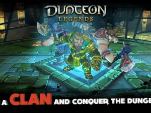 Dungeon Legends MOD APK 1.72 terbaru