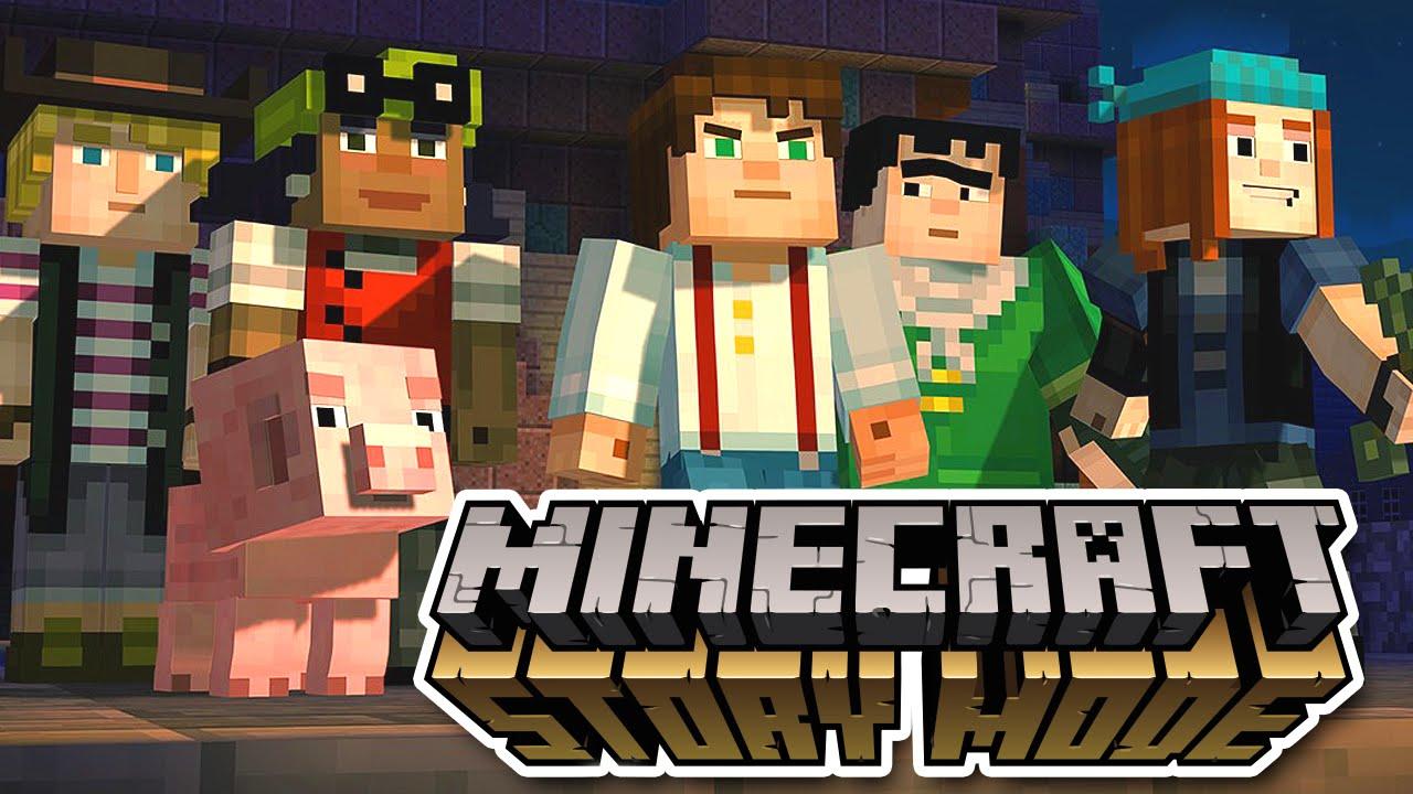Minecraft Story Mode MOD APK+DATA 1 26 Episodes Unlocked - AndroPalace