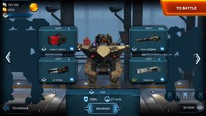Walking War Robots MOD APK