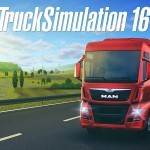 TruckSimulation 16 MOD APK+DATA 1.2.0.7018