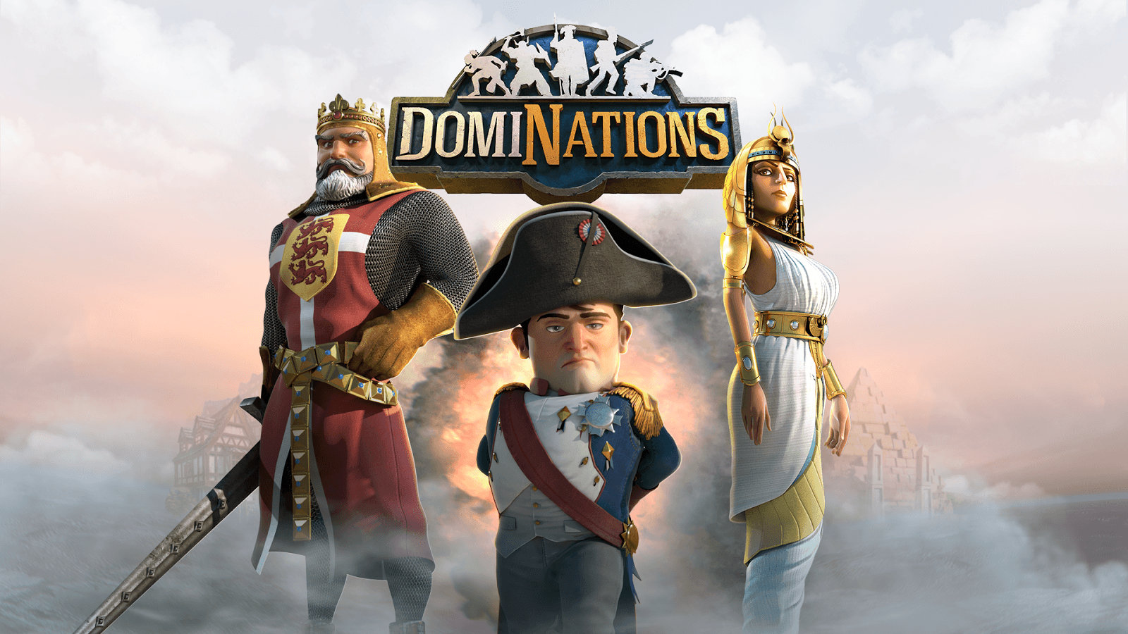 DomiNations MOD APK 3.0.150 - AndroPalace
