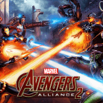 Marvel Avengers Alliance 2 MOD APK+DATA 1.3.2