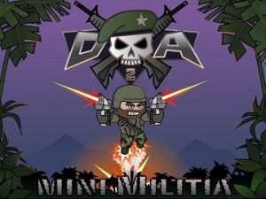 Doodle Army 2 Mini Militia MOD APK 3.0.47 Pro Pack Purchased