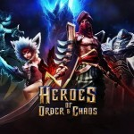 Heroes of Order & Chaos MOD Review APK+DATA 3.5.0n