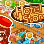 Hotel Story Resort Simulation MOD APK 1.9.6 Infinite Diamonds