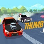 Thumb Drift Furious Racing MOD APK