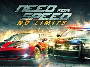 Need for Speed No Limits MOD APK+DATA Infinite Nitro Mode 1.3.8 terbaru