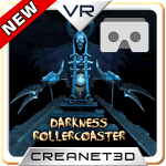 DARKNESS ROLLERCOASTER VR APK Android Download