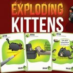 Exploding Kittens Official MOD APK Unlocked Everything