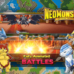 Neo Monsters MOD APK Android 1.4.8.2 Monster Capture RPG
