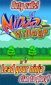 ninja-village-splash
