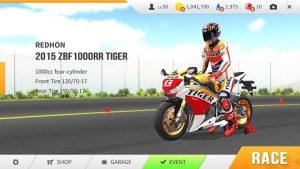 bike race mod apk unlimited money