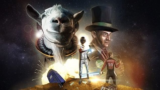 download goat simulator waste of space apk + data