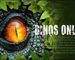 Dinos Online MOD APK+DATA 1.1.4 Free Purchase  terbaru 2016