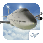 Flight Simulator 2K16 MOD APK+DATA Full Unlocked 1.1