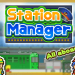 Station Manager MOD APK Unlimited Money 1.2.4