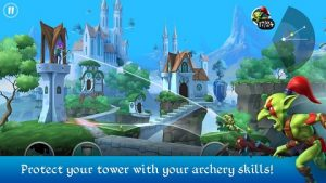 archer the warrior mod apk