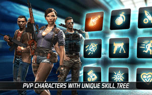 unkilled mod apk unlimited money ammunition