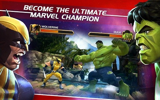 marvel contest of champions apk mod one hit kill