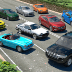 Driving Zone Japan MOD APK Unlimited Money