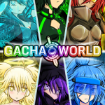 Gacha World MOD APK 1.3.5