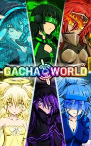 Gacha World 1.3.6 Mod Apk
