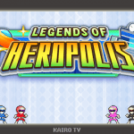 Legends of Heropolis MOD APK 2.0.8